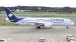 RINA-281さんが、成田国際空港で撮影したアエロメヒコ航空 787-8 Dreamlinerの航空フォト(写真)