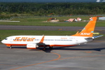 セブンさんが、新千歳空港で撮影したチェジュ航空 737-86Jの航空フォト(飛行機 写真・画像)