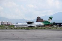 よんすけさんが、トリブバン国際空港で撮影したイエティ・エアラインズ ATR 72-500 (72-212A)の航空フォト(飛行機 写真・画像)