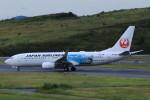 korosukeさんが、南紀白浜空港で撮影した日本航空 737-846の航空フォト(写真)