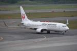 kumagorouさんが、新千歳空港で撮影した日本航空 737-846の航空フォト(飛行機 写真・画像)