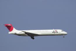 senyoさんが、羽田空港で撮影した日本航空 MD-87 (DC-9-87)の航空フォト(飛行機 写真・画像)