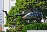 LOTUSさんが、八尾空港で撮影した陸上自衛隊 OH-6Dの航空フォト(写真)