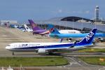 T.Sazenさんが、関西国際空港で撮影した全日空 767-381/ERの航空フォト(写真)