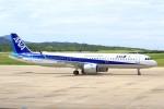 デデゴンさんが、石見空港で撮影した全日空 A321-272Nの航空フォト(写真)