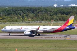 航空フォト:HL8038 アシアナ航空 A321