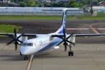 Kuuさんが、高知空港で撮影したANAウイングス DHC-8-402Q Dash 8の航空フォト(写真)