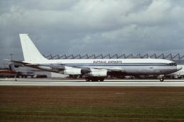 tassさんが、マイアミ国際空港で撮影したバッファロー・エアウェイズ 707-323Cの航空フォト(飛行機 写真・画像)