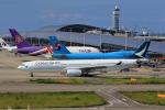 T.Sazenさんが、関西国際空港で撮影したキャセイパシフィック航空 A330-342の航空フォト(飛行機 写真・画像)