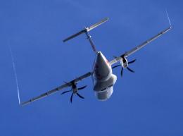 CL&CLさんが、奄美空港で撮影した日本エアコミューター ATR 42-600の航空フォト(飛行機 写真・画像)