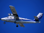 こうきさんが、函館空港で撮影したエアー北海道 DHC-6-300 Twin Otterの航空フォト(写真)