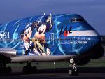 K.Sさんが、新千歳空港で撮影した日本航空 747-446Dの航空フォト(飛行機 写真・画像)