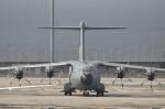 TAOTAOさんが、中部国際空港で撮影したトルコ空軍 A400Mの航空フォト(写真)