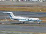 トタさんが、羽田空港で撮影した海上保安庁 G-V Gulfstream Vの航空フォト(写真)