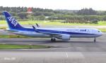 RINA-281さんが、成田国際空港で撮影した全日空 767-381/ERの航空フォト(写真)