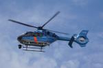 神宮寺ももさんが、泉大津フェニックスで撮影した宮崎県警察 EC135T2+の航空フォト(写真)