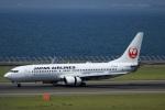 Wasawasa-isaoさんが、中部国際空港で撮影した日本航空 737-846の航空フォト(飛行機 写真・画像)