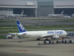 anagumaさんが、羽田空港で撮影した全日空 767-381Fの航空フォト(写真)