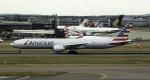 planetさんが、ロンドン・ヒースロー空港で撮影したアメリカン航空 777-323/ERの航空フォト(写真)