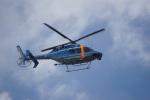 神宮寺ももさんが、泉大津フェニックスで撮影した長崎県警察 429 GlobalRangerの航空フォト(写真)