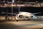 ゆう改めてさんが、羽田空港で撮影したガルーダ・インドネシア航空 777-3U3/ERの航空フォト(飛行機 写真・画像)