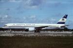 tassさんが、フォートローダーデール・ハリウッド国際空港で撮影したアメリカン・トランス航空 757-2Q8の航空フォト(飛行機 写真・画像)