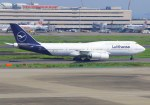 VICTER8929さんが、羽田空港で撮影したルフトハンザドイツ航空 747-830の航空フォト(写真)
