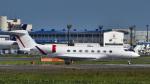 パンダさんが、成田国際空港で撮影したSmartplus Assets Management Ltd Gulfstream G650 (G-VI)の航空フォト(写真)