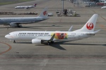 rjジジィさんが、中部国際空港で撮影した日本トランスオーシャン航空 737-8Q3の航空フォト(写真)