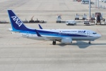 rjジジィさんが、中部国際空港で撮影した全日空 737-781の航空フォト(写真)