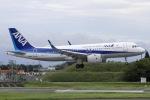 ぐっちーさんが、成田国際空港で撮影した全日空 A320-271Nの航空フォト(写真)