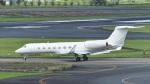 パンダさんが、成田国際空港で撮影したBWJ-HK Bellawings G500/G550 (G-V)の航空フォト(飛行機 写真・画像)