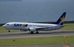 Wasawasa-isaoさんが、中部国際空港で撮影したスカイマーク 737-8Q8の航空フォト(写真)