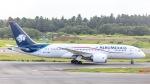 ケロリ/Keroriさんが、成田国際空港で撮影したアエロメヒコ航空 787-8 Dreamlinerの航空フォト(写真)