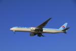 しかばねさんが、仁川国際空港で撮影した大韓航空 777-3B5/ERの航空フォト(写真)