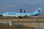 メンチカツさんが、成田国際空港で撮影した大韓航空 747-4B5の航空フォト(写真)