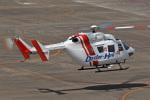 スカルショットさんが、名古屋飛行場で撮影したセントラルヘリコプターサービス BK117C-1の航空フォト(飛行機 写真・画像)