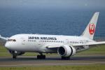 Wasawasa-isaoさんが、中部国際空港で撮影した日本航空 787-8 Dreamlinerの航空フォト(飛行機 写真・画像)