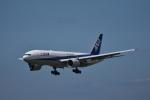 ぬま_FJHさんが、福岡空港で撮影した全日空 777-281/ERの航空フォト(写真)
