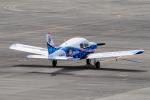 yabyanさんが、名古屋飛行場で撮影した日本法人所有 PA-28-140 Cherokeeの航空フォト(写真)