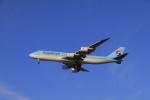 しかばねさんが、仁川国際空港で撮影した大韓航空 747-8B5の航空フォト(写真)