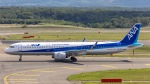 ケロリ/Keroriさんが、新千歳空港で撮影した全日空 A321-272Nの航空フォト(写真)