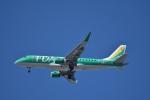 ぬま_FJHさんが、福岡空港で撮影したフジドリームエアラインズ ERJ-170-200 (ERJ-175STD)の航空フォト(写真)