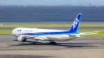 ケロリ/Keroriさんが、羽田空港で撮影した全日空 777-381の航空フォト(飛行機 写真・画像)