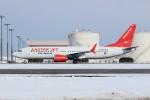 メンチカツさんが、新千歳空港で撮影したイースター航空 737-8-MAXの航空フォト(写真)