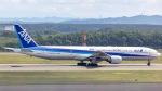 ケロリ/Keroriさんが、新千歳空港で撮影した全日空 777-381の航空フォト(飛行機 写真・画像)