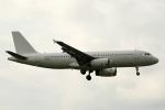 採れたてほしいもさんが、ロンドン・ヒースロー空港で撮影したエティハド航空 A320-232の航空フォト(写真)
