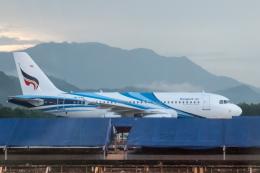 Y-Kenzoさんが、ダナン国際空港で撮影したバンコクエアウェイズ A319-132の航空フォト(飛行機 写真・画像)
