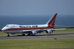 Wasawasa-isaoさんが、中部国際空港で撮影したカリッタ エア 747-481F/SCDの航空フォト(飛行機 写真・画像)