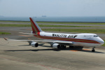 Wasawasa-isaoさんが、中部国際空港で撮影したカリッタ エア 747-481F/SCDの航空フォト(写真)